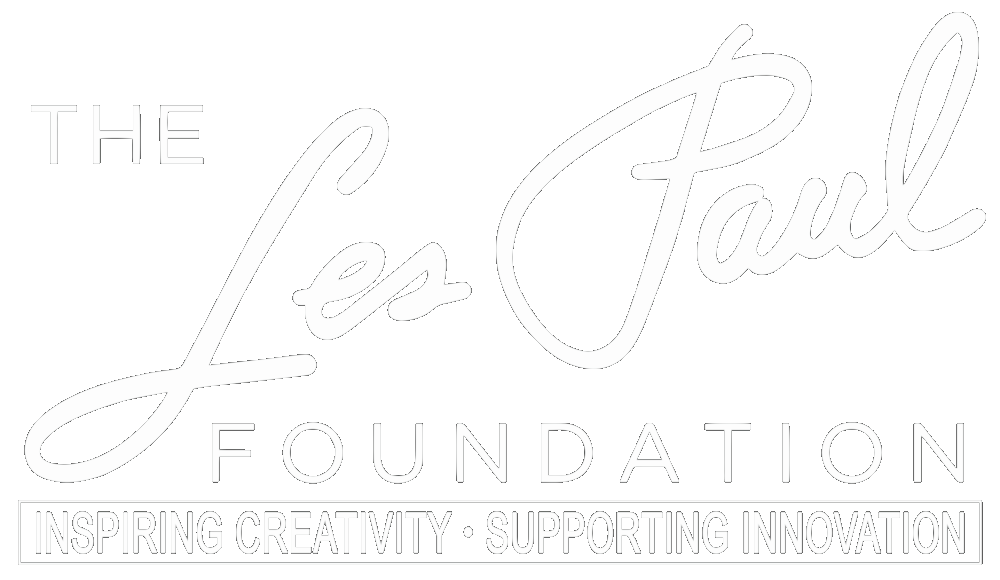 Sponsor - Les Paul Foundation