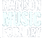 Sponsor - Madison Music Foundry